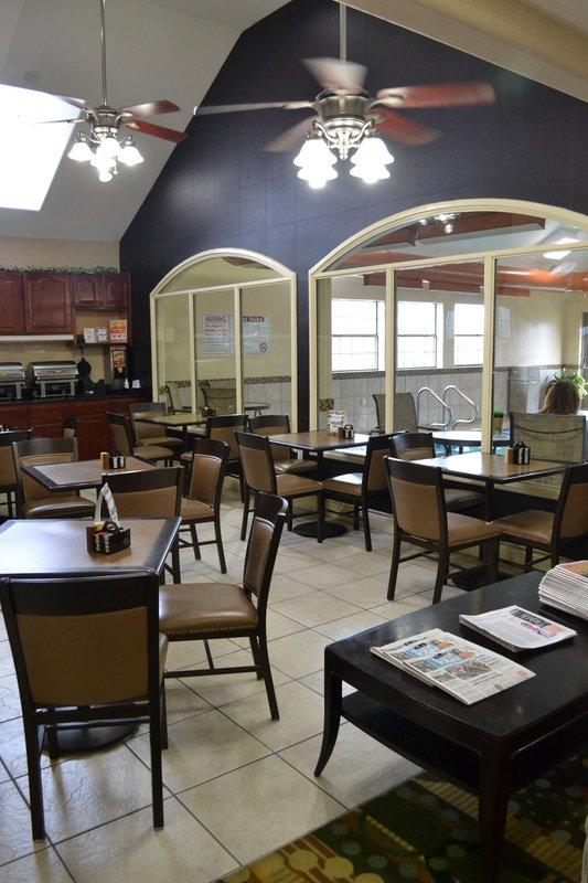 Best Western Plus Tulsa Inn  Suites-Breakfast Area<br/>Image from Leonardo