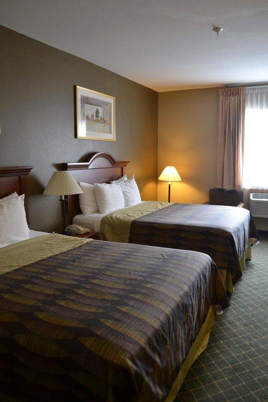 Best Western Plus Tulsa Inn  Suites-Deluxe Queen<br/>Image from Leonardo