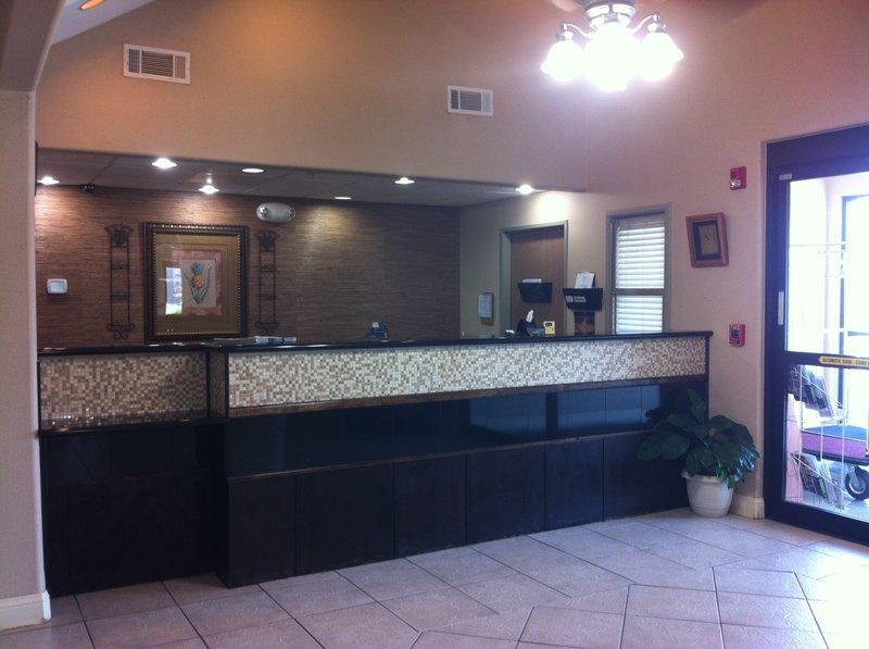 Best Western Plus Tulsa Inn  Suites-Front Desk Check In<br/>Image from Leonardo