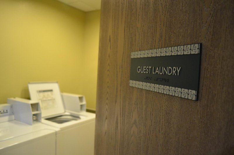 Best Western Plus Tulsa Inn  Suites-Laundry<br/>Image from Leonardo