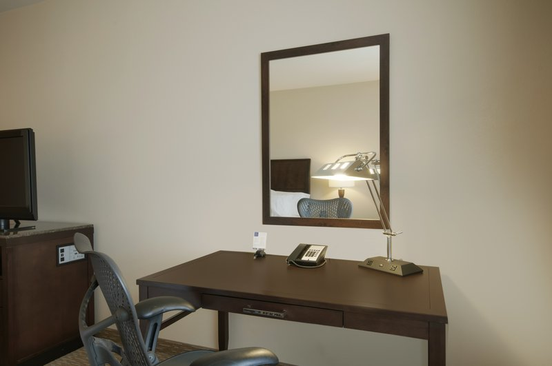 Hilton Garden Inn San Bernardino-In Room Amenities<br/>Image from Leonardo