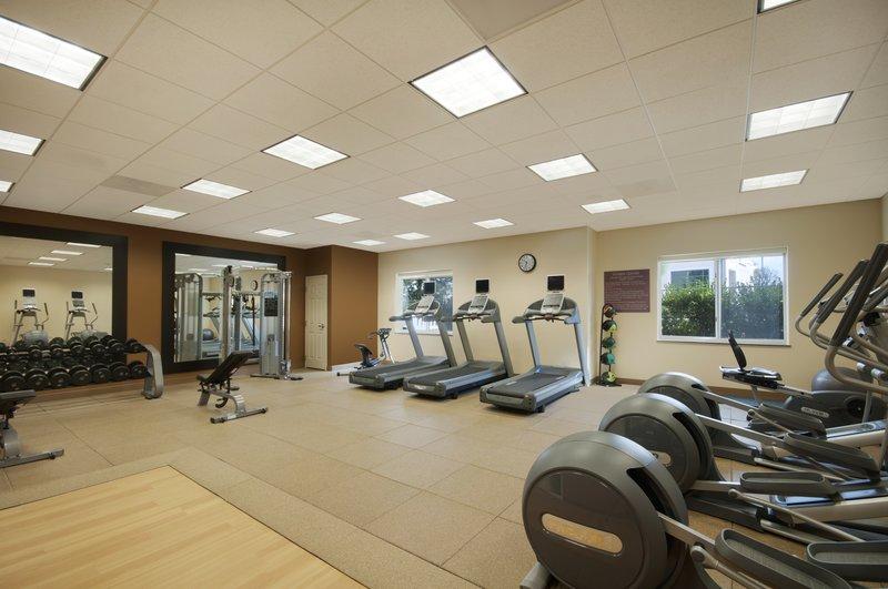 Hilton Garden Inn San Bernardino-Gym<br/>Image from Leonardo