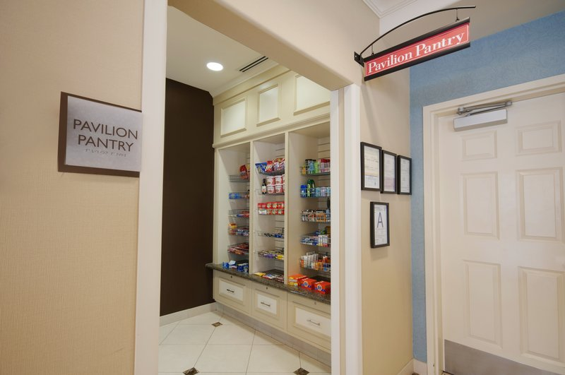Hilton Garden Inn San Bernardino-Pavilion Pantry Suite<br/>Image from Leonardo