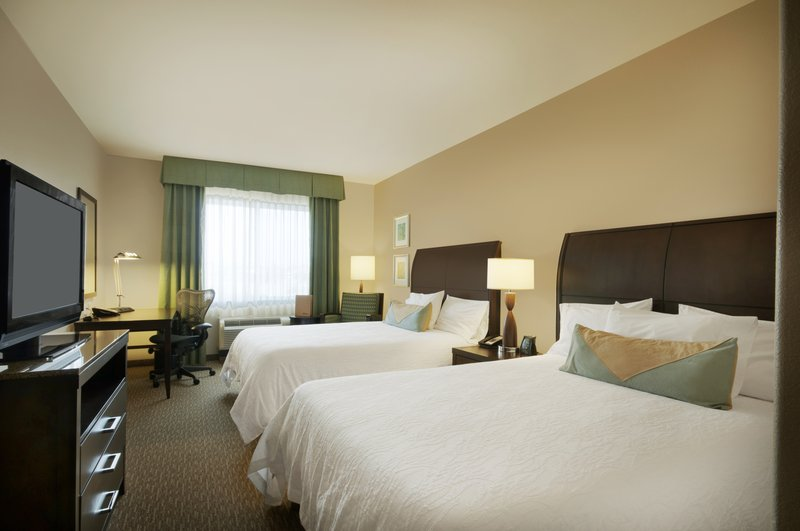 Hilton Garden Inn San Bernardino-Double Queen Room<br/>Image from Leonardo