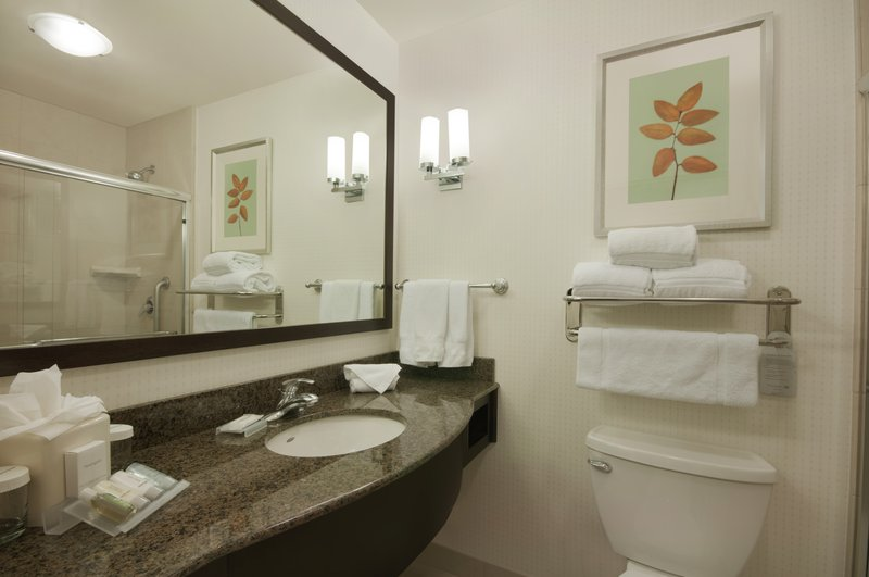 Hilton Garden Inn San Bernardino-Regular Bathroom<br/>Image from Leonardo