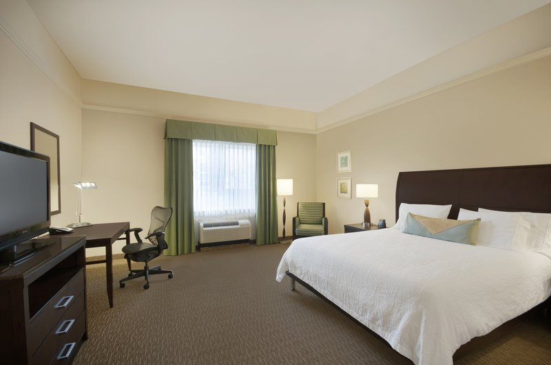 Hilton Garden Inn San Bernardino-King Access Room<br/>Image from Leonardo