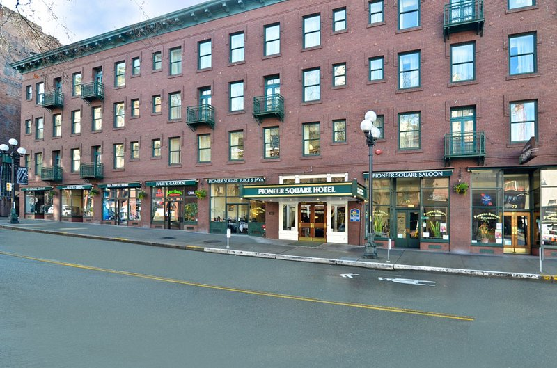 Best Western Plus Pioneer Square Hotel Downtown-Exterior<br/>Image from Leonardo