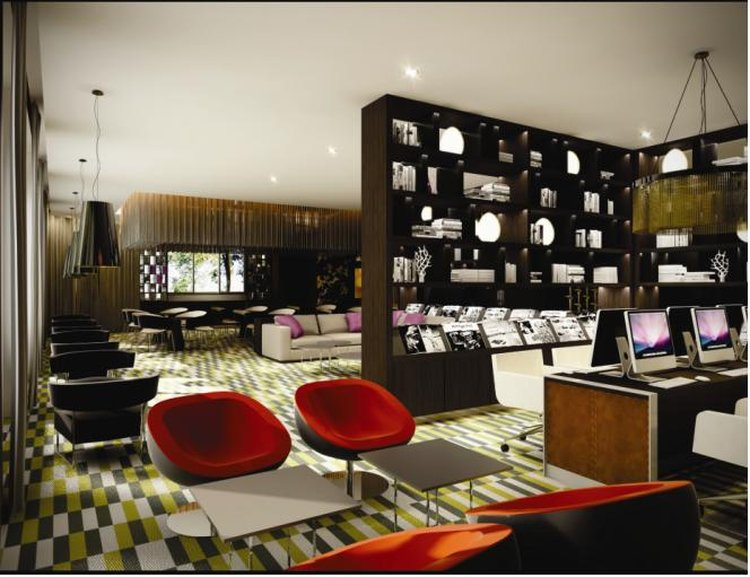 Paradisus Palma Real - Royal Service Lounge <br/>Image from Leonardo