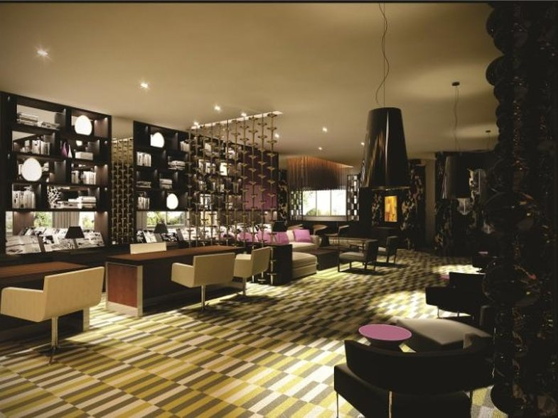 Paradisus Palma Real - Royal Service Lounge II <br/>Image from Leonardo