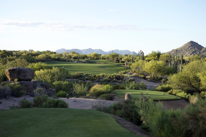 Boulders Resort & Spa, Curio Collection by Hilton-New Golf tee fairway<br/>Image from Leonardo