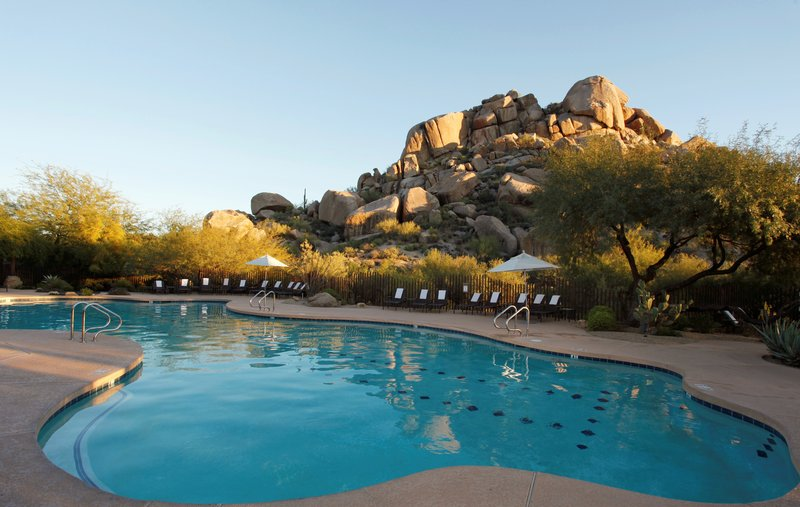 Boulders Resort & Spa, Curio Collection by Hilton-Spa Pool<br/>Image from Leonardo