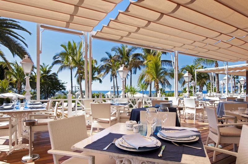 Gran Hotel Bahia del Duque-Restaurant Beach Club<br/>Image from Leonardo