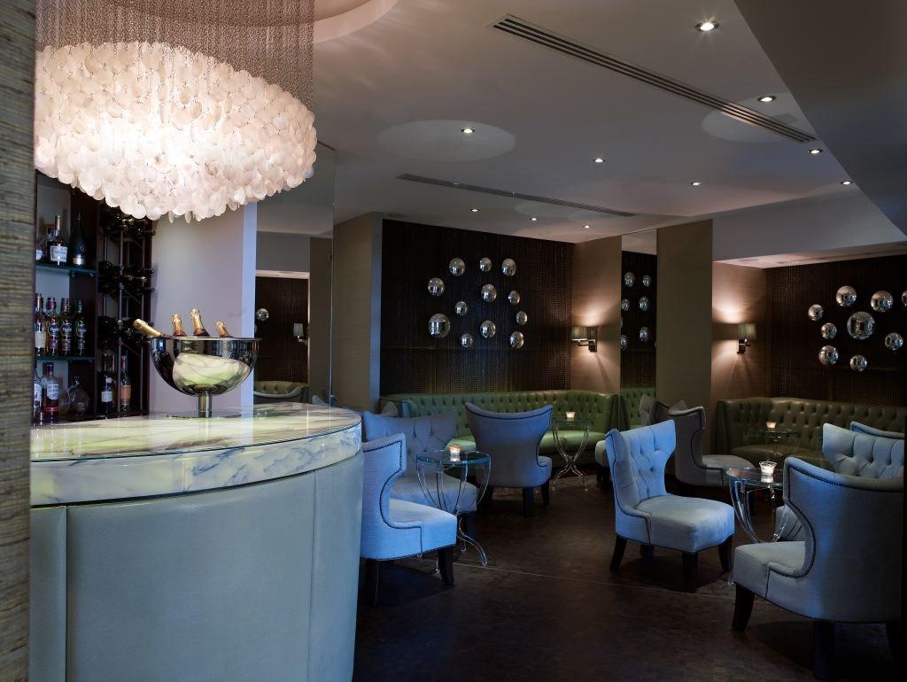Corinthia Hotel St. George's Bay-Pearl Lounge Bar<br/>Image from Leonardo