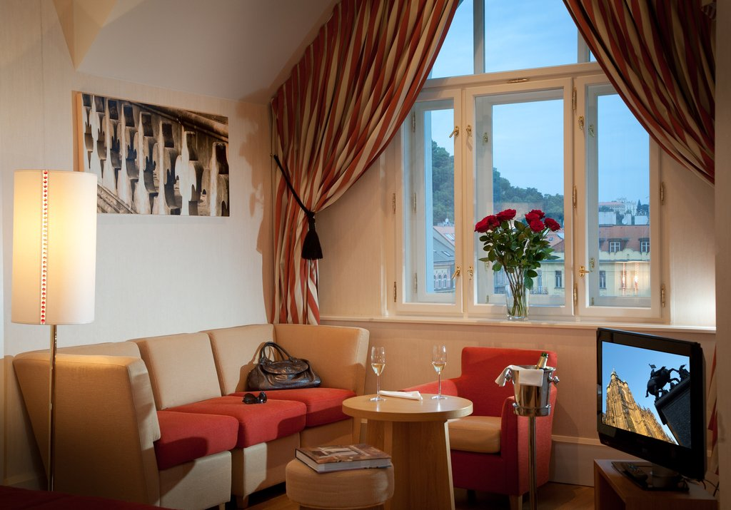 Mamaison Hotel Riverside - Junior Suite <br/>Image from Leonardo
