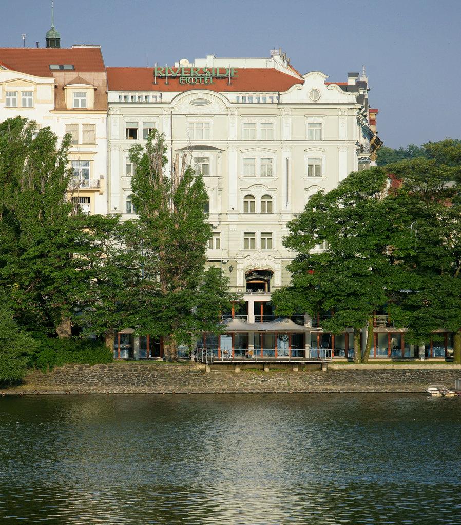 Mamaison Hotel Riverside - Mamaison Hotel Riverside Prague <br/>Image from Leonardo