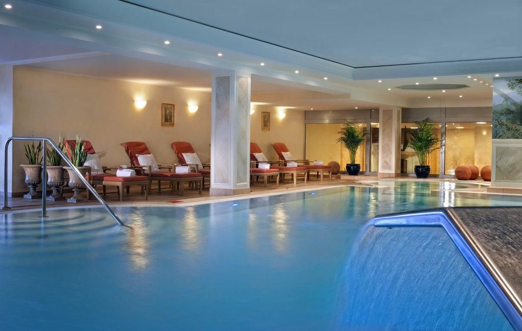 Hotel Palace Berlin - Pool at Palace SPA <br/>Image from Leonardo