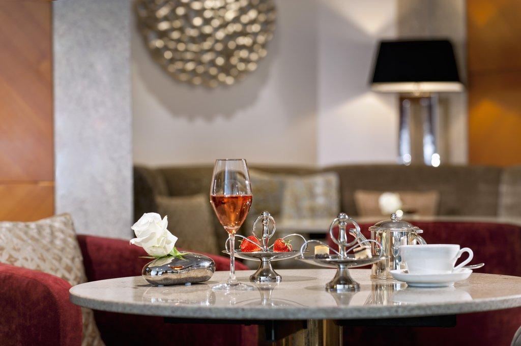 Hotel Palace Berlin - Lobby Afternoon Tea <br/>Image from Leonardo