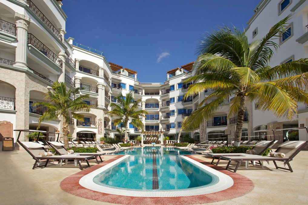 Hilton Playa del Carmen  - The Enclave at The Royal <br/>Image from Leonardo