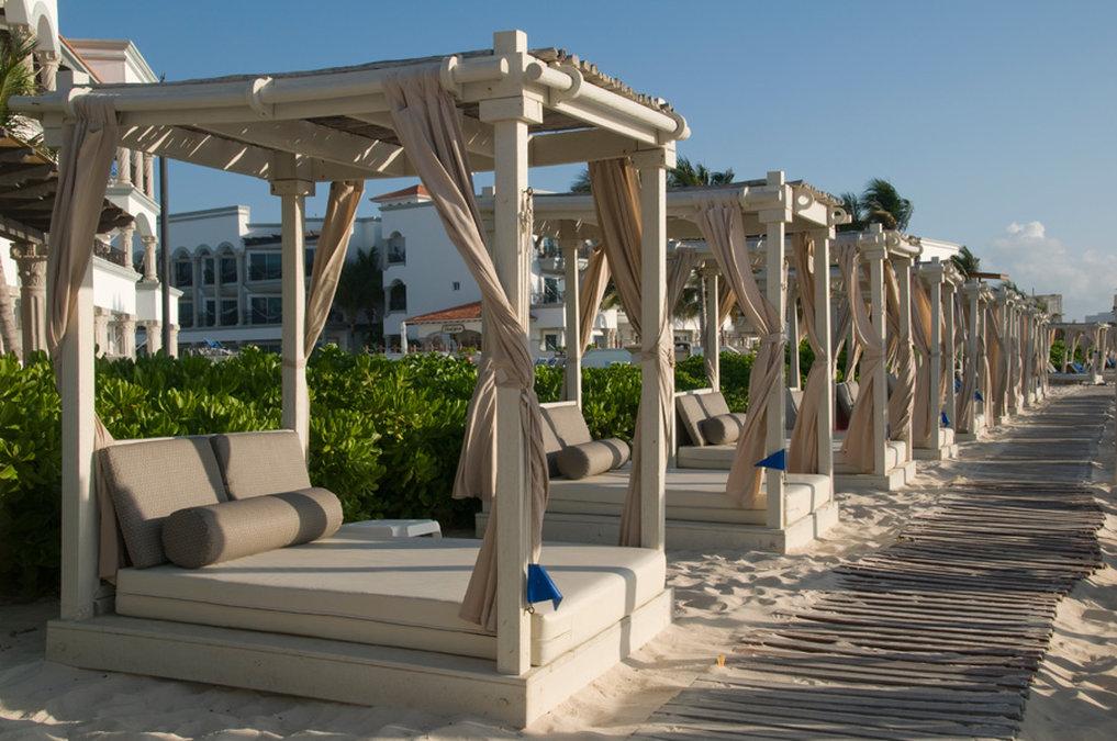Hilton Playa del Carmen  - Beach <br/>Image from Leonardo