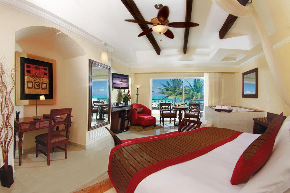 Hilton Playa del Carmen  - TRPJRF <br/>Image from Leonardo