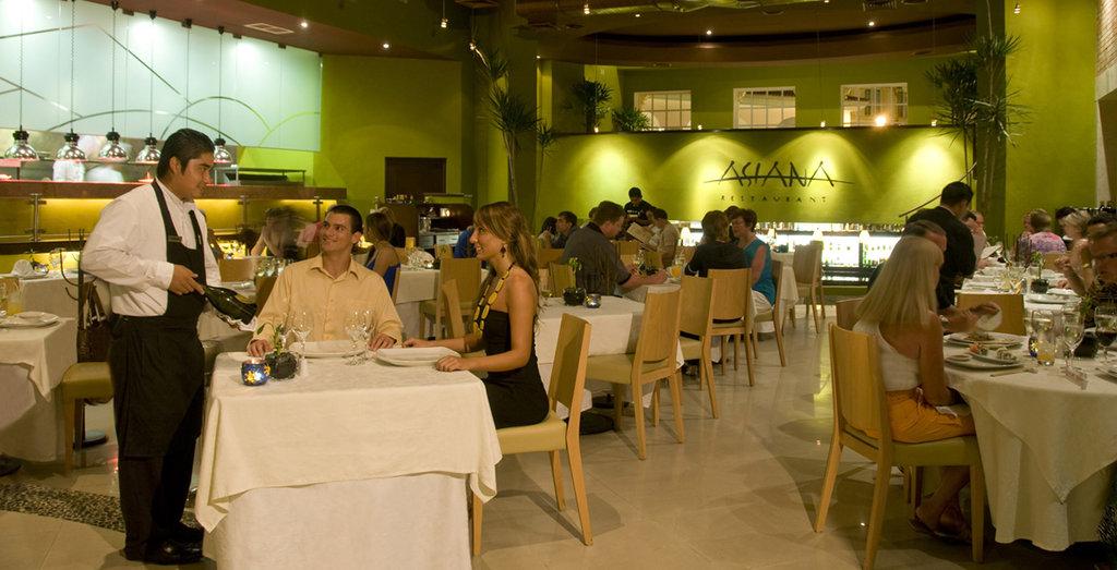 Hilton Playa del Carmen  - Asiana <br/>Image from Leonardo