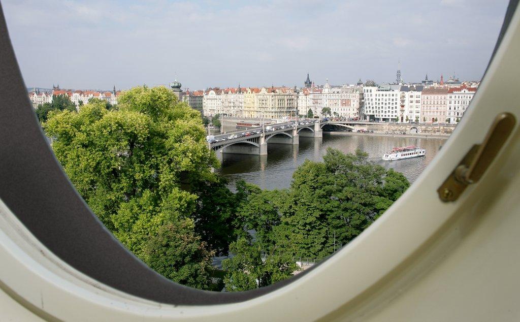Mamaison Hotel Riverside - View <br/>Image from Leonardo