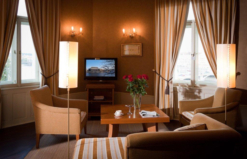 Mamaison Hotel Riverside - Riverside Suite <br/>Image from Leonardo
