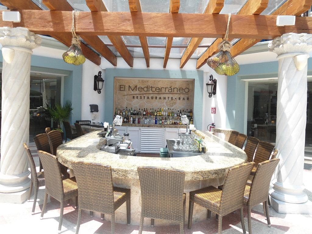 Hilton Playa del Carmen  - Mediterraneo Bar <br/>Image from Leonardo