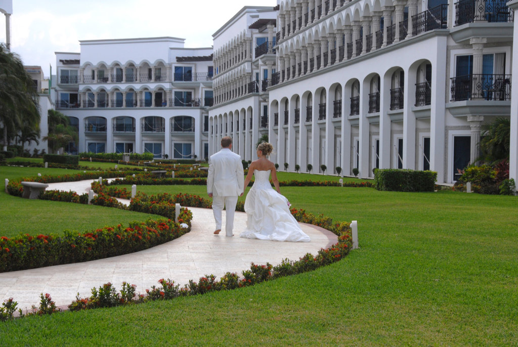 Hilton Playa del Carmen  - Royal Weddings <br/>Image from Leonardo