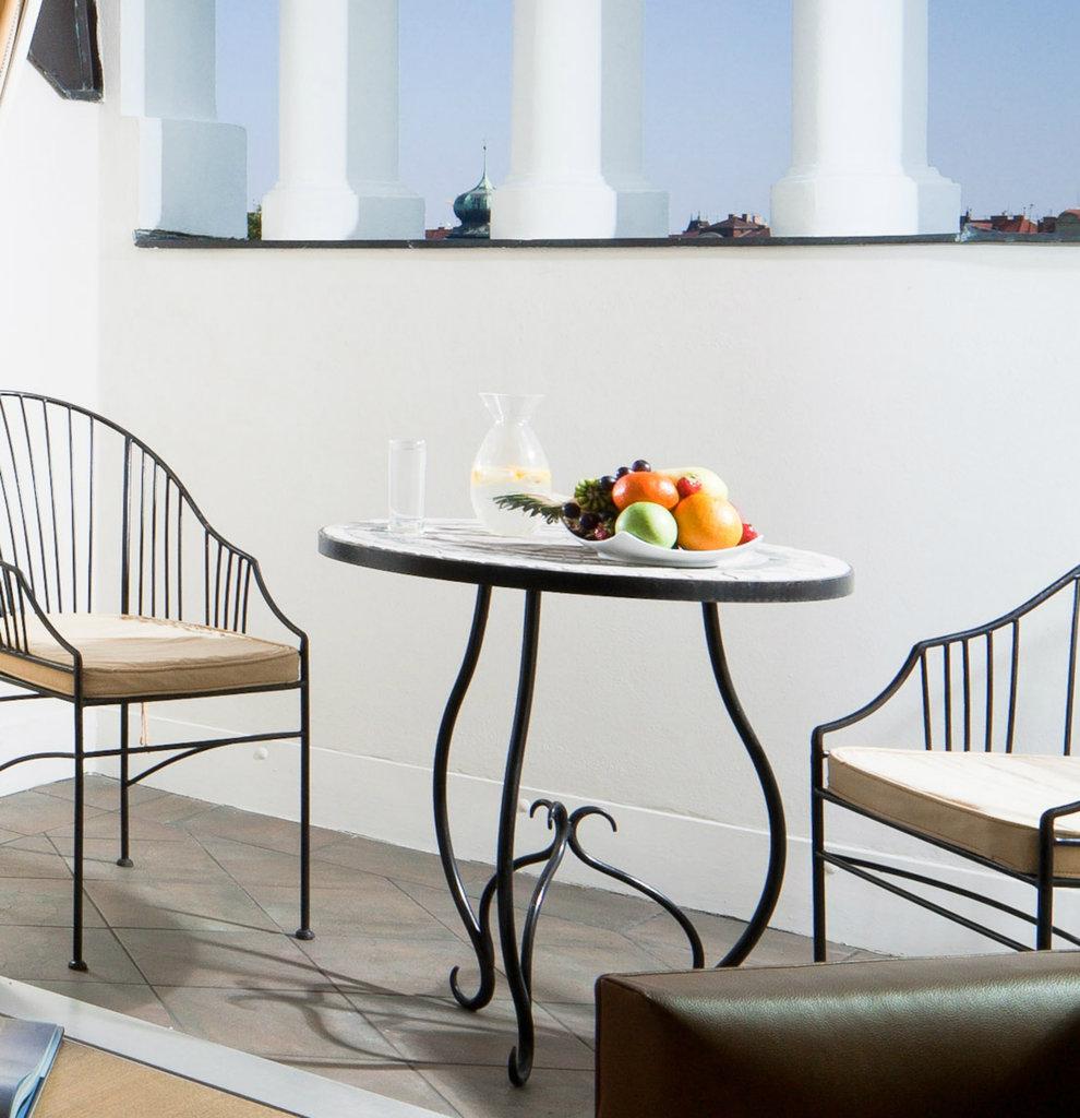 Mamaison Hotel Riverside - Junior Suite - Balcony <br/>Image from Leonardo