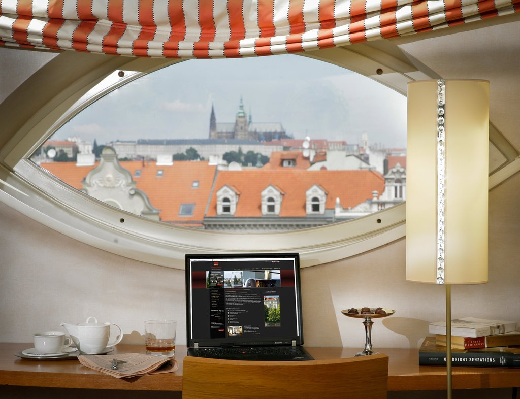 Mamaison Hotel Riverside - Suite - View from the hotel <br/>Image from Leonardo