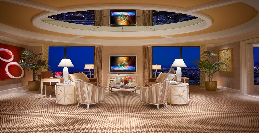 Wynn Las Vegas - Encore - Salon Suite <br/>Image from Leonardo