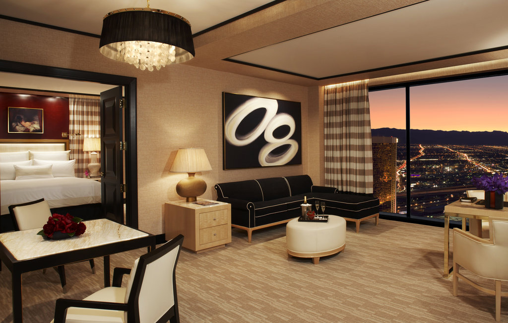 Wynn Las Vegas - Encore - Parlor Suite <br/>Image from Leonardo