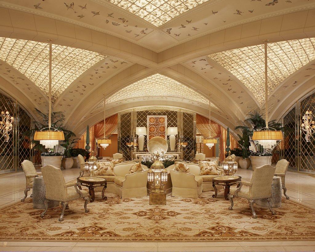 Wynn Las Vegas - Encore - Spa Lobby <br/>Image from Leonardo