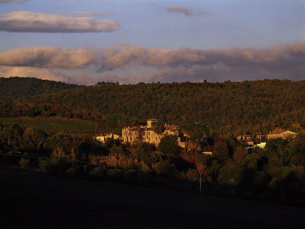 Castel Monastero-Caslel Monastero Countryside<br/>Image from Leonardo