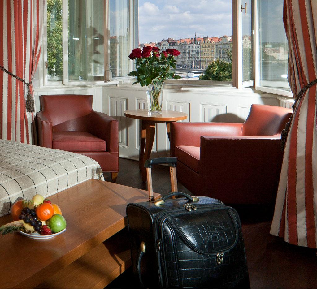 Mamaison Hotel Riverside - Superior Room <br/>Image from Leonardo