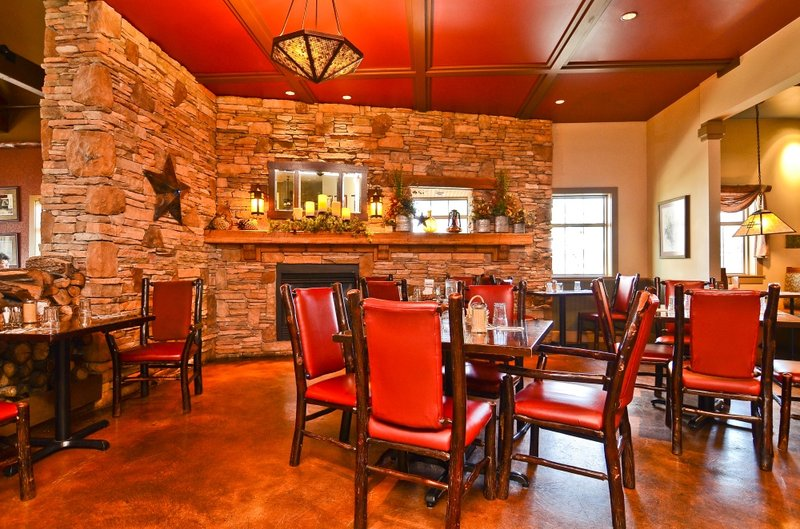 Best Western Plus High Country Inn-Dining<br/>Image from Leonardo