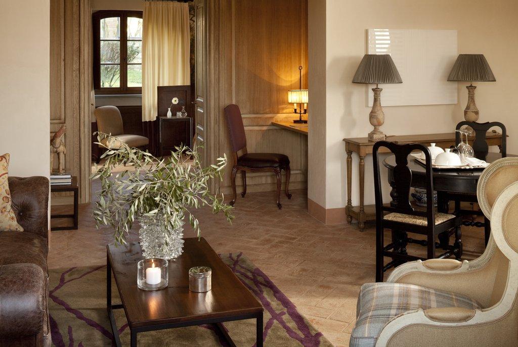 Castel Monastero-Three Bedroom Villa<br/>Image from Leonardo