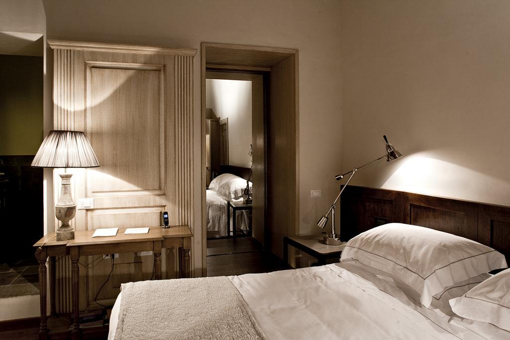 Castel Monastero-Superior Room<br/>Image from Leonardo