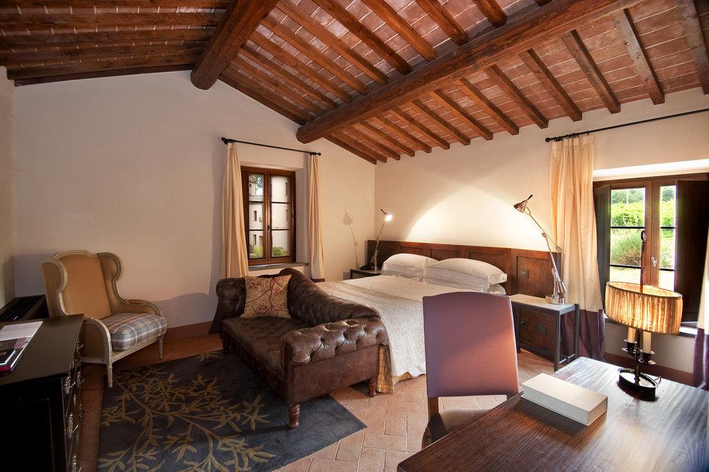 Castel Monastero-Prestige Room<br/>Image from Leonardo