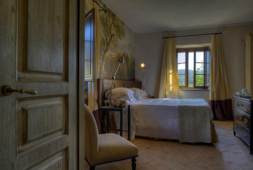 Castel Monastero-Duplex Suite<br/>Image from Leonardo