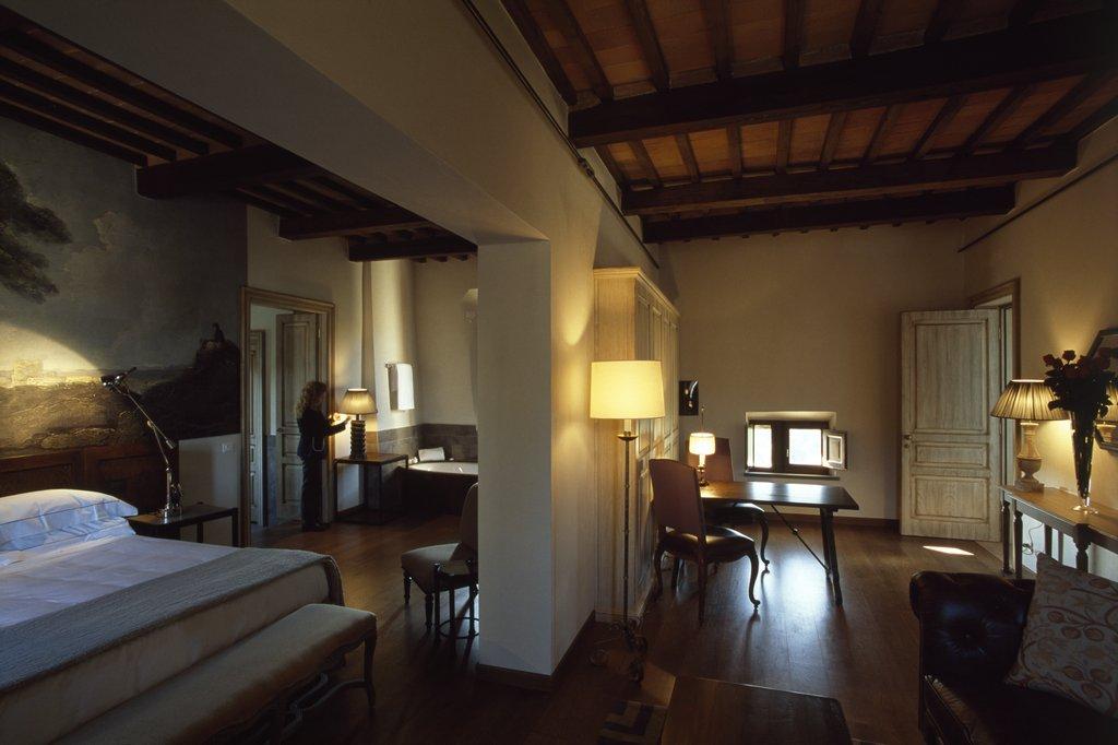 Castel Monastero-Junior Suite Jpg<br/>Image from Leonardo