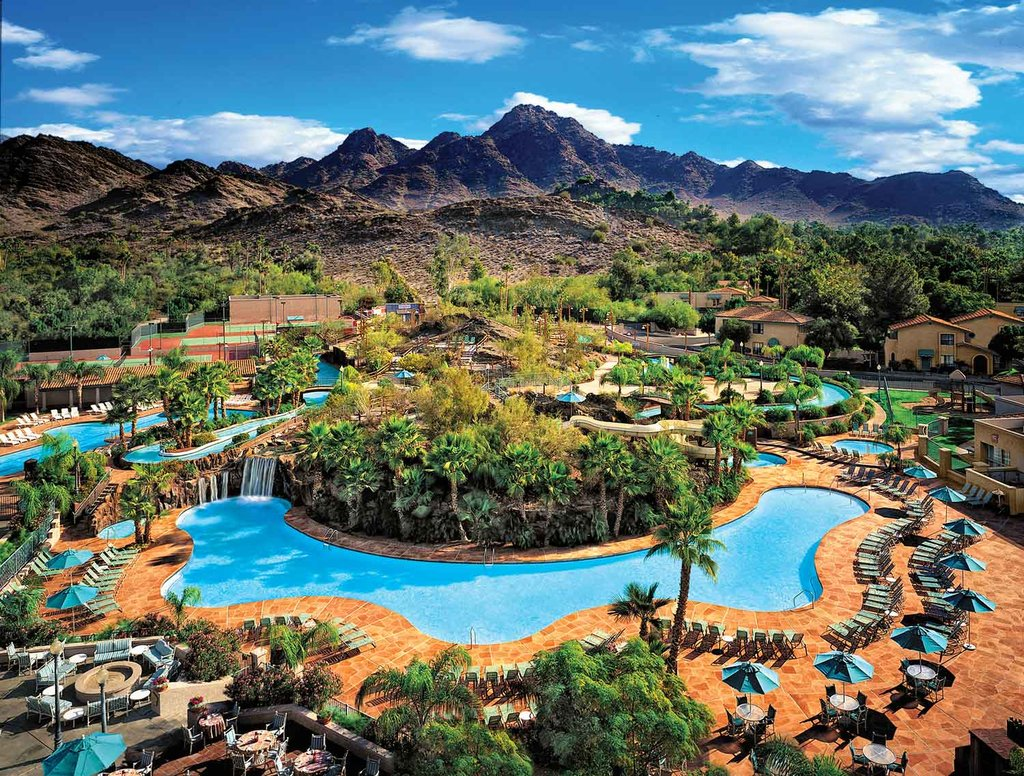 Pointe Hilton Squaw Peak Resort - Welcome! <br/>Image from Leonardo