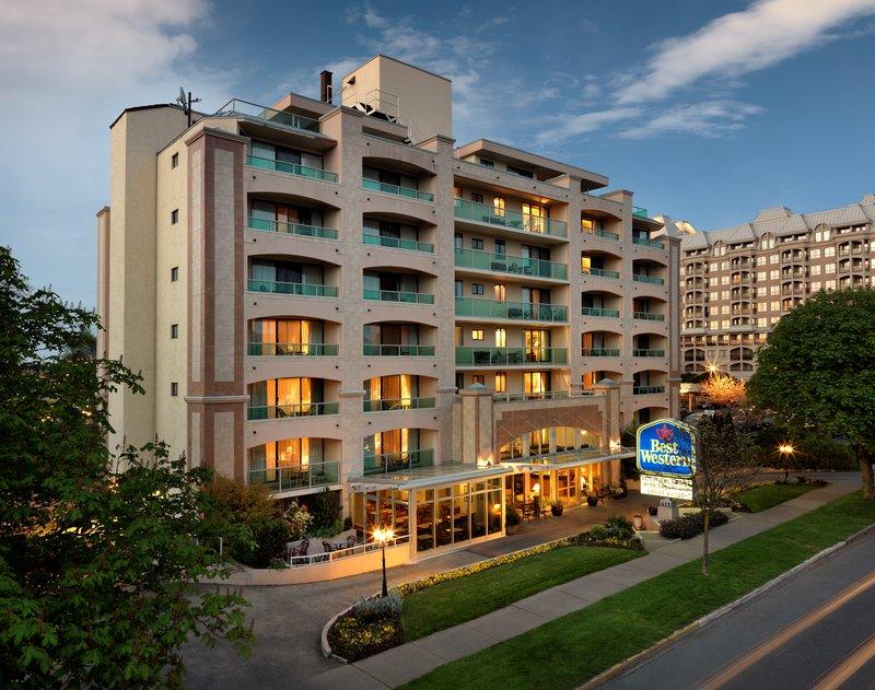 Best Western Plus Inner Harbour-Best Western Plus Inner Harbour hotel<br/>Image from Leonardo