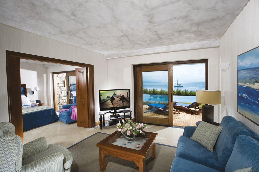Elounda Bay Palace-Mediterranea Villa, Private Pool Seafront<br/>Image from Leonardo