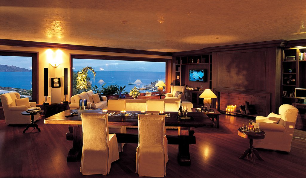 Elounda Bay Palace-Penthouse Suite Seaview<br/>Image from Leonardo