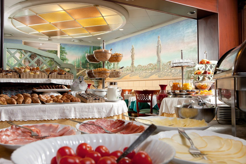 Hotel Britannia - Buffet Breakfast <br/>Image from Leonardo