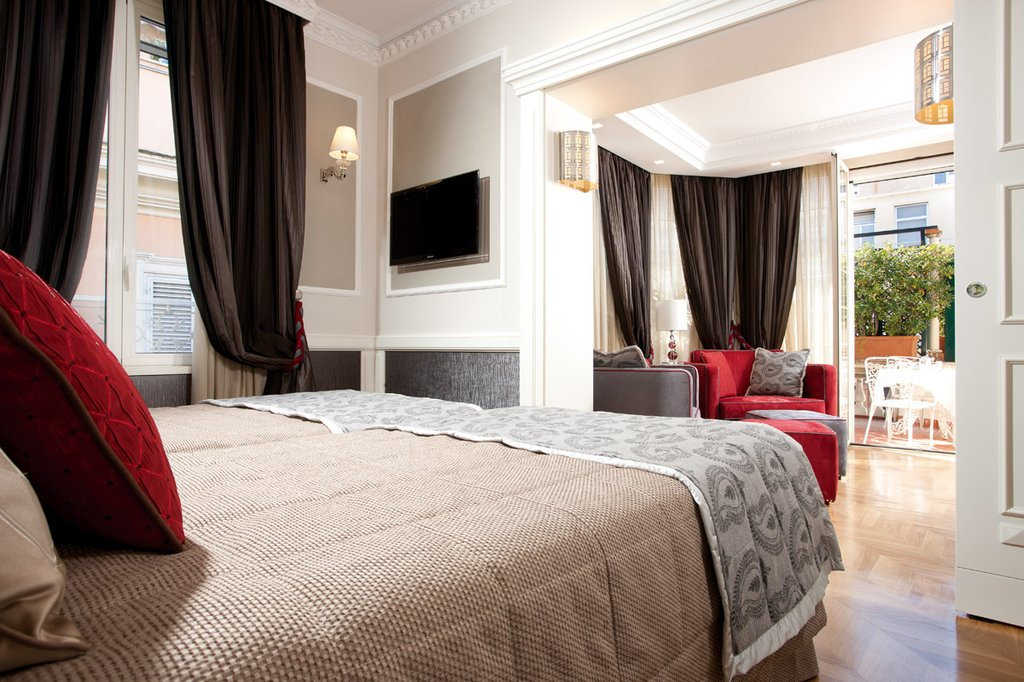 Hotel Britannia - Junior Suite <br/>Image from Leonardo