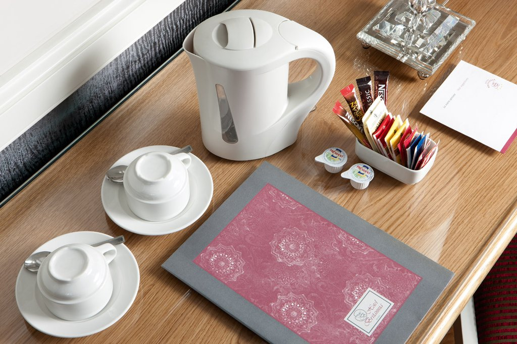 Hotel Britannia - Amenities <br/>Image from Leonardo