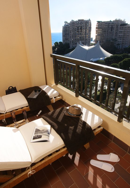 Columbus Monaco Hotel-Suite Terrace<br/>Image from Leonardo